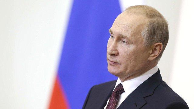Обращение Президента кгражданам России