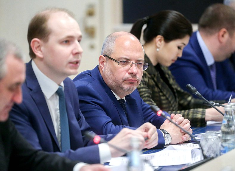 Chairman of the Committee on Issues of Public Associations and Religious Organizations Sergei Gavrilov
