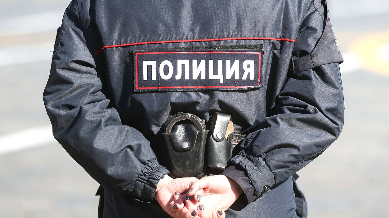 Новые законы в полиции
