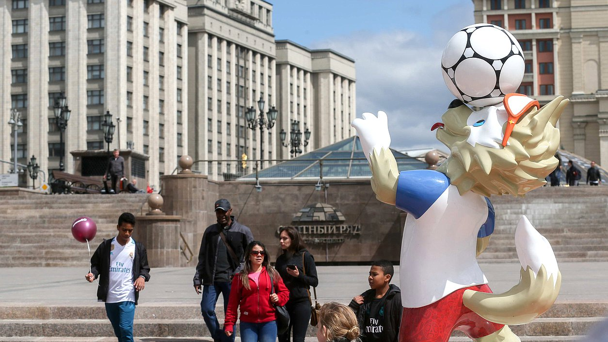 Foreign fans and gays who came to the World Cup continue to fall into criminal situations