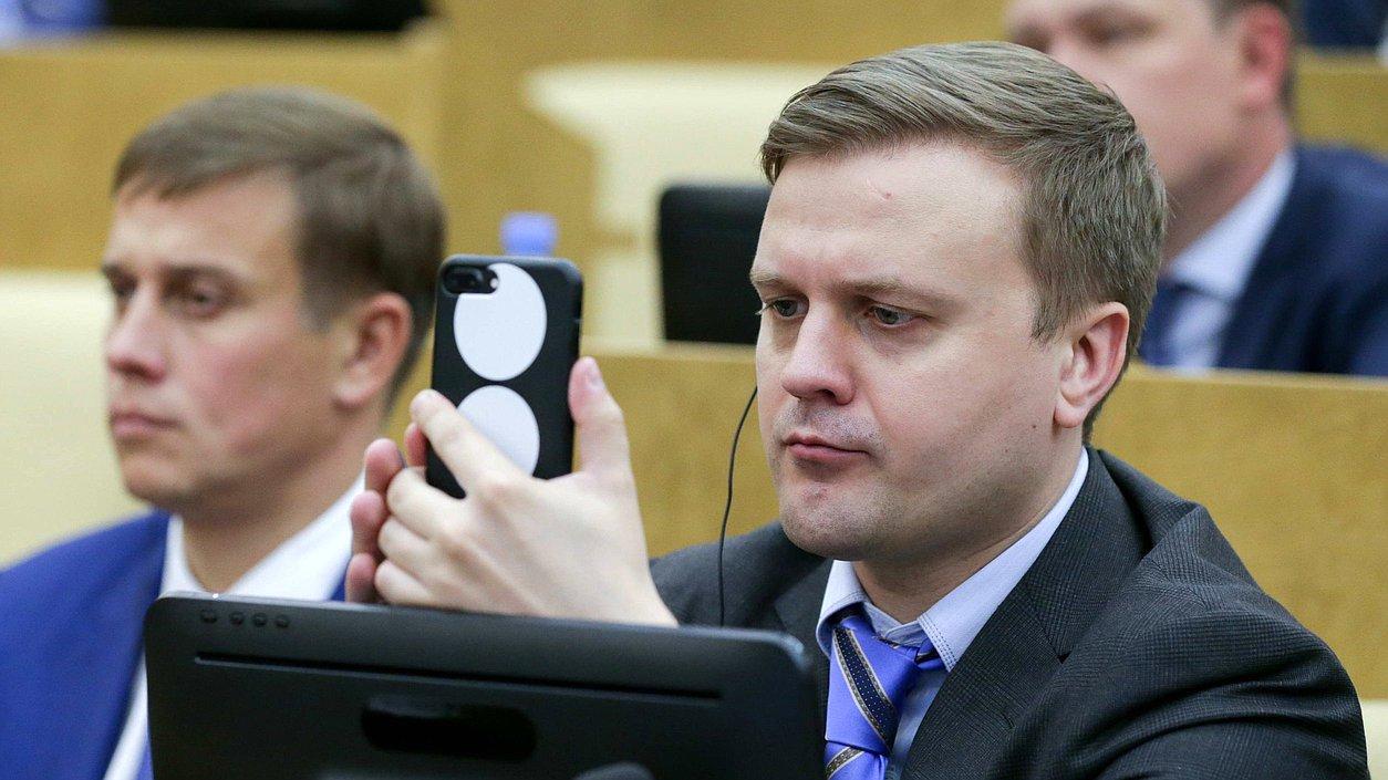 Председатель Комитета пофедеративному устройству ивопросам местного самоуправления Алексей Диденко