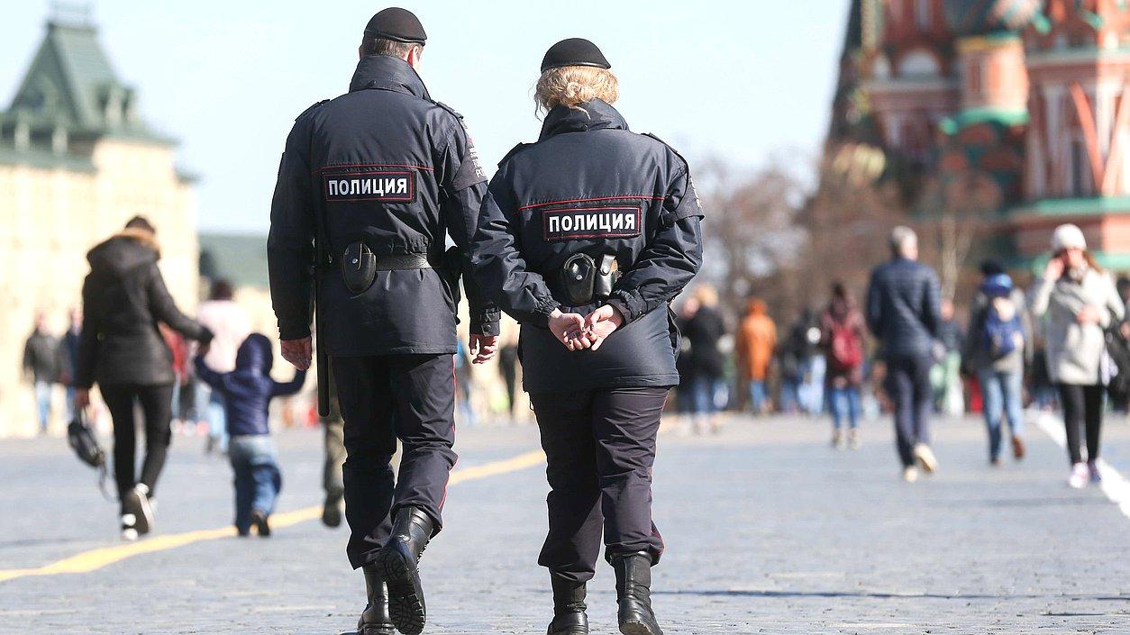 Поправки могут внести в закон о полиции