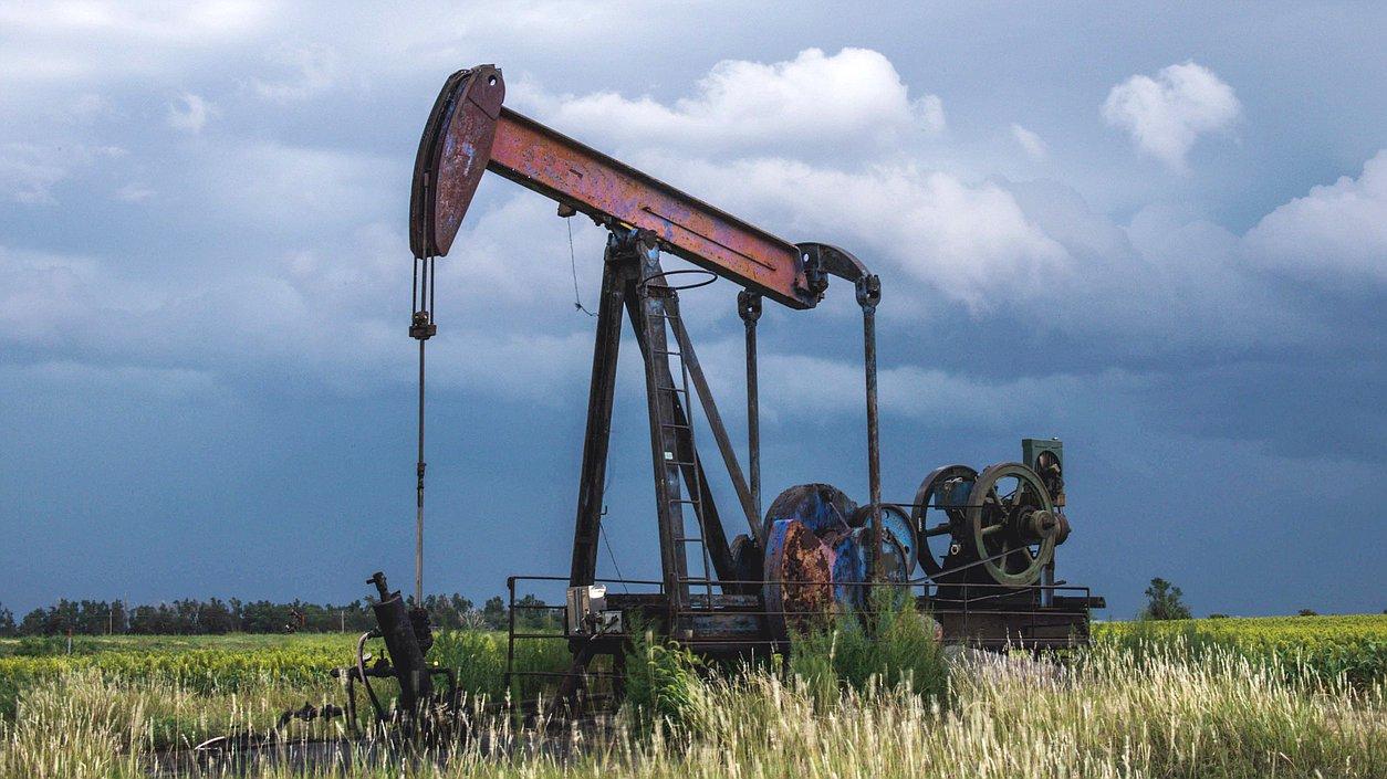 газ нефть нефтегазовый комплекс вышка газовый завод
