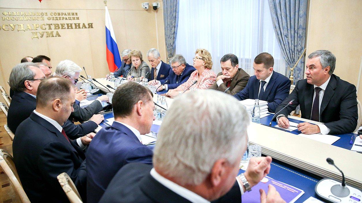 Думский комитет порекомендовал принять пенсионный законодательный проект сучетом президентских поправок