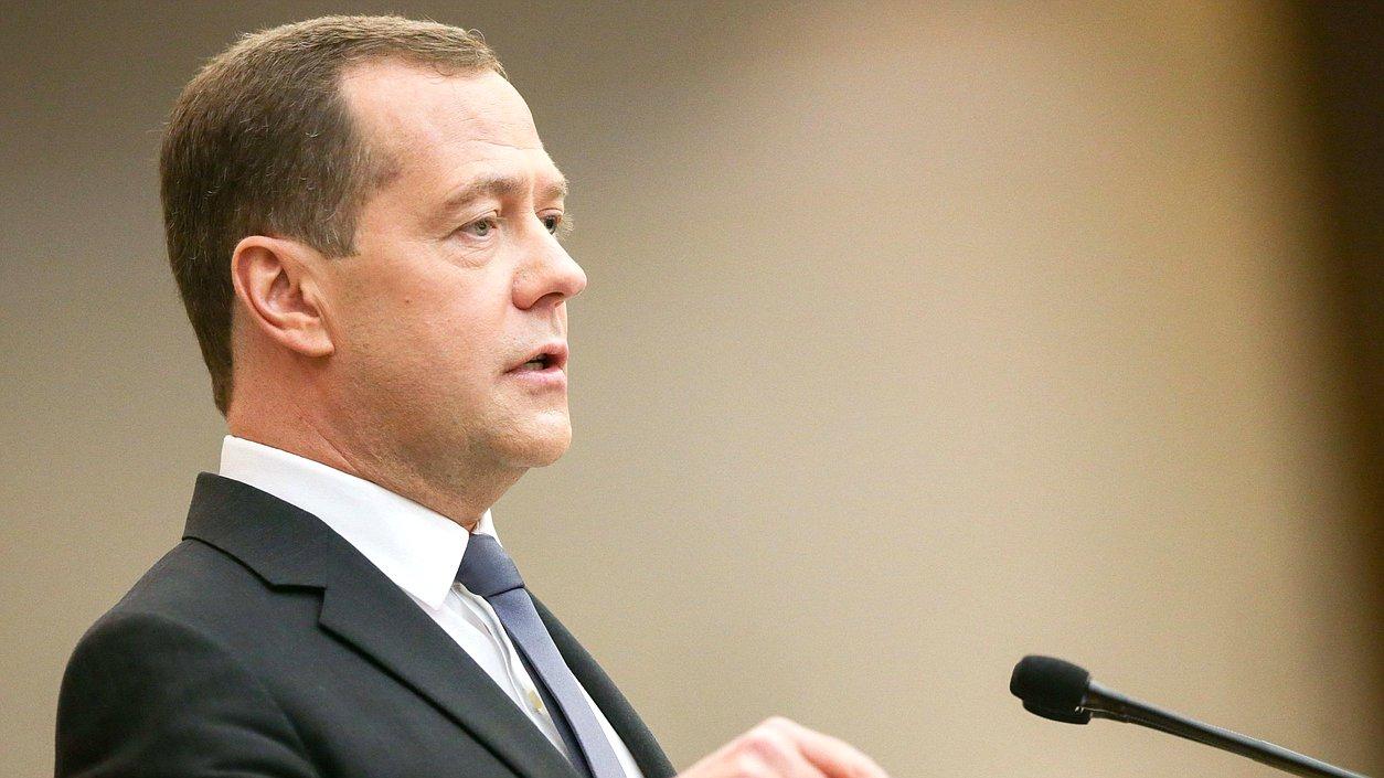 Медведев усомнился в корректности подсчетов ВВП