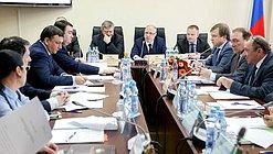 Заседание Комитета Государственной Думы поразвитию гражданского общества, вопросам общественных ирелигиозных объединений
