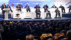 "Plenary session of the Parliamentary Conference ""Russia-Africa"""