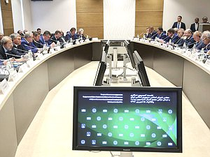 First session of the Commission on Cooperation between the State Duma and the Majlis of Iran