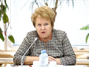 First Deputy Chairwoman of the Committee on Regional Policy and Problems of North and Far East Valentina Pivnenko