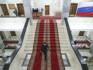 State Duma staircase