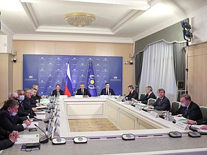Meeting of the PA CSTO Council and the 13th plenary session of the Parliamentary Assembly of the Collective Security Treaty Organization