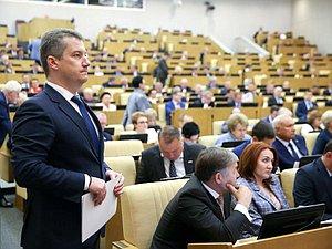 Заместитель Председателя Комитета по финансовому рынку Антон Гетта