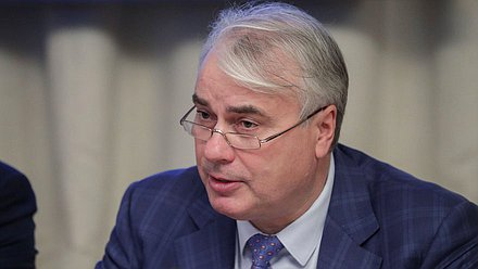 Chairman of the Committee on Energy Pavel Zavalnyi