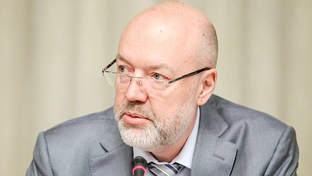 Chairman of the Committee on State Building and Legislation Pavel Krasheninnikov