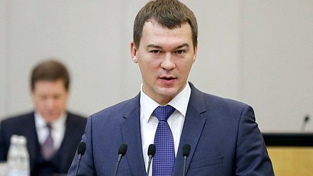 Chairman of the Committee on Physical Culture, Sport and Youth Affairs Mikhail Degtiarev