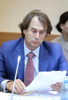 Член госдумы по делам региональной политике галина