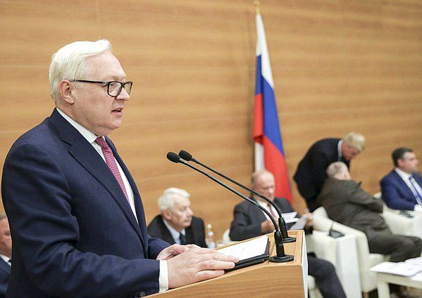 Deputy Minister of Foreign Affairs of the Russian Federation Sergey Ryabkov