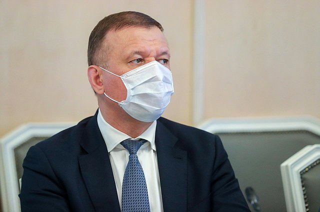First Deputy Chairman of the Committee on Security and Corruption Control Dmitriy Savelyev