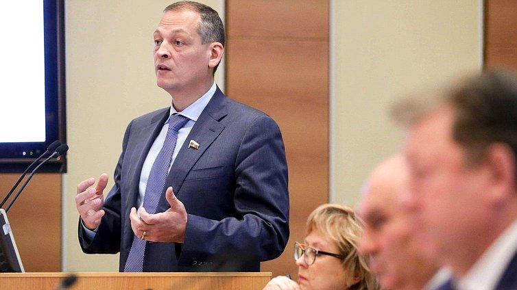 Заместитель Председателя Комитета поаграрным вопросам Айрат Хайруллин