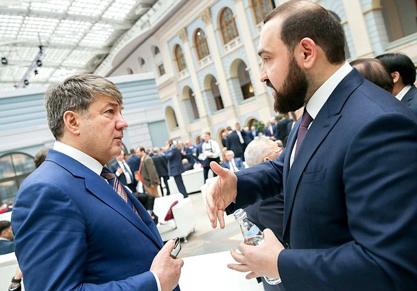 First Deputy Chairman of the Committee on Control and Regulations Rivzan Kurbanov