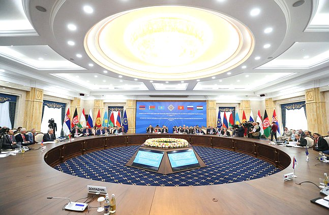 Meeting of the Council of the CSTO Parliamentary Assembly