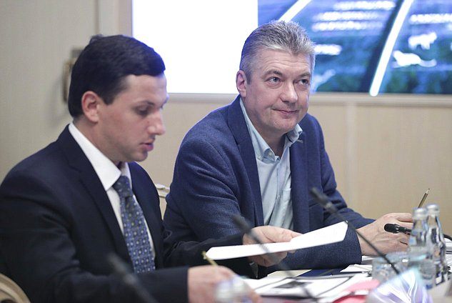 Head of the Federal News Agency Yevgeny Zubarev