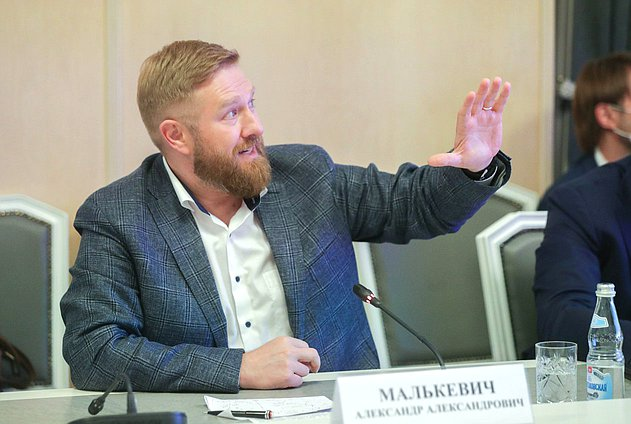 Chairman of the Commission on development of information society, mass media and mass communications of the Civic Chamber of the Russian Federation Alexander Malkevich